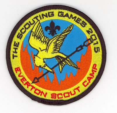 Scouting Games Camp 2015