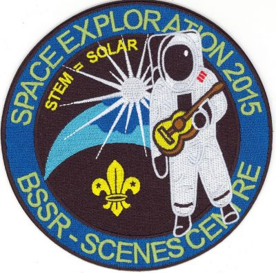 Space Exploration Camp 2015